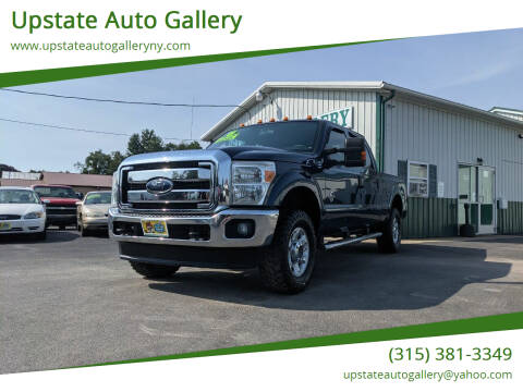 2013 Ford F-250 Super Duty for sale at Upstate Auto Gallery in Westmoreland NY