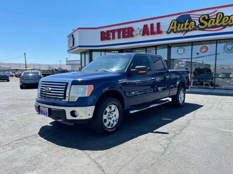 2010 Ford F-150 for sale at Better All Auto Sales in Yakima WA