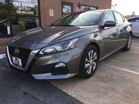 2019 Nissan Altima for sale at Bankruptcy Car Financing in Norfolk VA