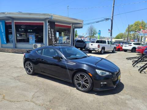 2013 Subaru BRZ for sale at Imports Auto Sales & Service in San Leandro CA