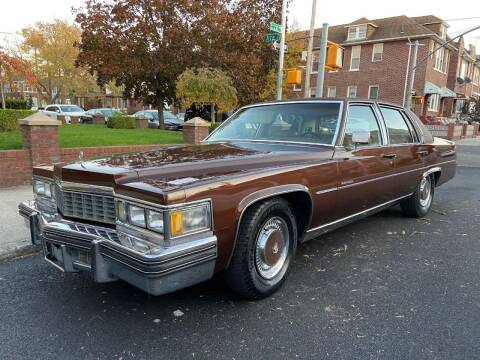 1977 Cadillac Fleetwood Brougham for sale at US Auto Network in Staten Island NY