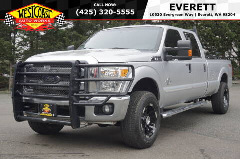 2016 Ford F-350 Super Duty for sale at West Coast Auto Works in Edmonds WA