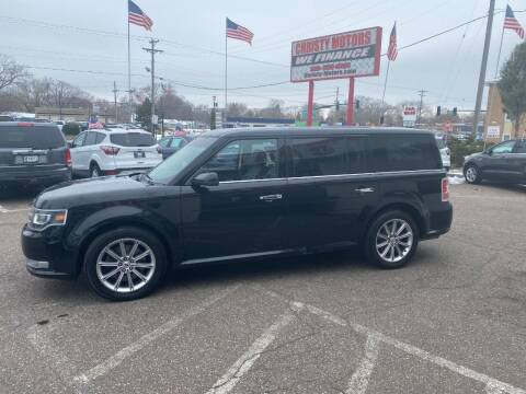 2013 Ford Flex for sale at Christy Motors in Crystal MN