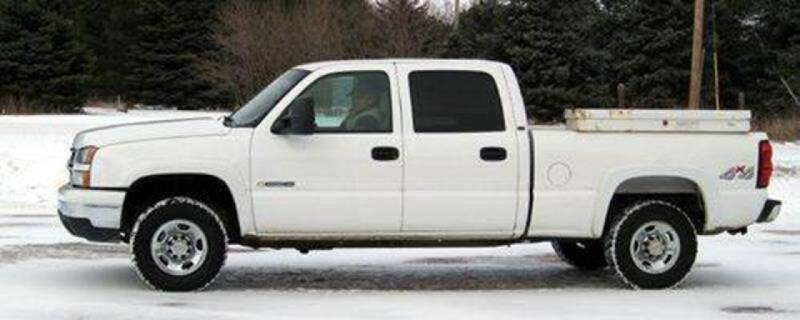 2007 Chevrolet Silverado 1500HD Classic for sale at Rapp Motors in Marion SD