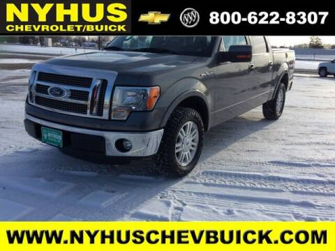 2012 Ford F-150 for sale at Nyhus Chevrolet Buick in Staples MN