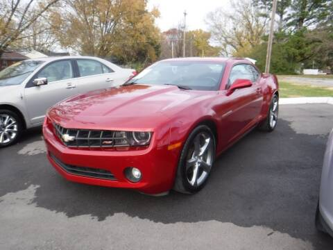 2013 Chevrolet Camaro for sale at Rob Co Automotive LLC in Springfield TN
