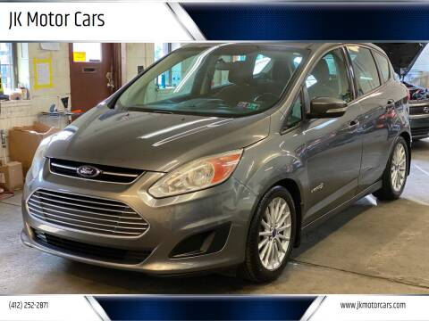 2013 Ford C-MAX Hybrid for sale at JK Motor Cars in Pittsburgh PA