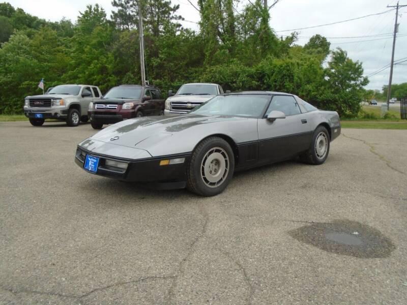1986 Chevrolet Corvette for sale at Michigan Auto Sales in Kalamazoo MI