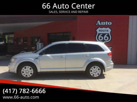2013 Dodge Journey for sale at 66 Auto Center in Joplin MO