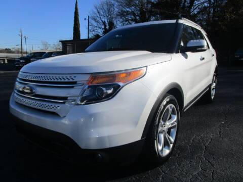 2014 Ford Explorer for sale at Lewis Page Auto Brokers in Gainesville GA