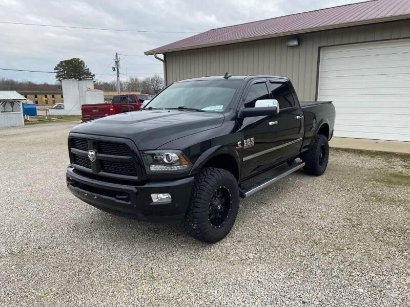 2016 RAM Ram Pickup 2500 for sale at Darnell Auto Sales LLC in Poplar Bluff MO