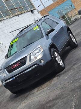 2008 GMC Acadia for sale at Square Business Automotive in Milwaukee WI