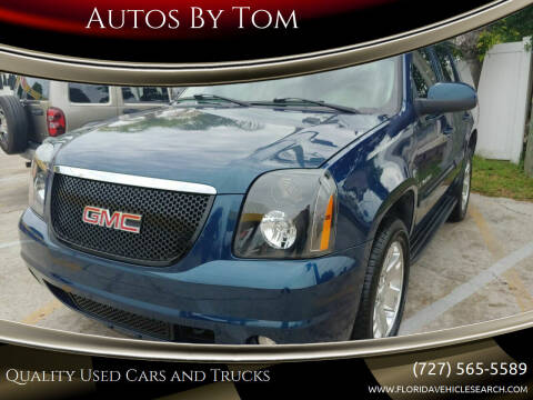 2007 GMC Yukon for sale at Autos by Tom in Largo FL