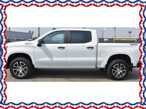 2020 Chevrolet Silverado 1500 for sale at American Auto Depot in Modesto CA