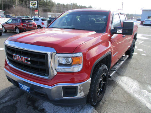 2015 GMC Sierra 1500 for sale at Ripley & Fletcher Pre-Owned Sales & Service in Farmington ME