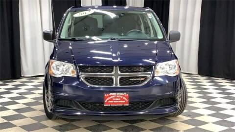 2012 Dodge Grand Caravan for sale at Cj king of car loans/JJ's Best Auto Sales in Troy MI
