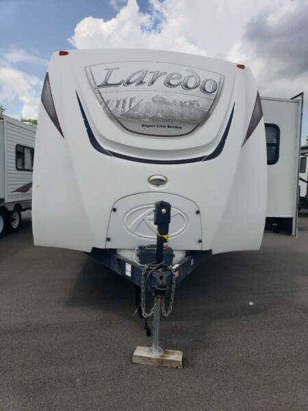 2012 Keystone Laredo for sale at Ultimate RV in White Settlement TX