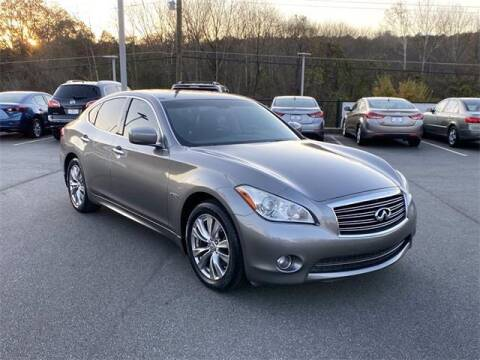 2012 Infiniti M35h for sale at CU Carfinders in Norcross GA