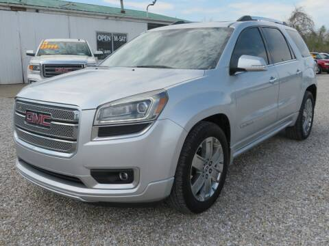 2013 GMC Acadia for sale at Low Cost Cars in Circleville OH