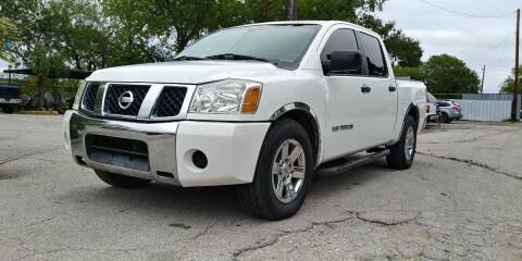 2005 Nissan Titan for sale at Approved Auto Sales in San Antonio TX