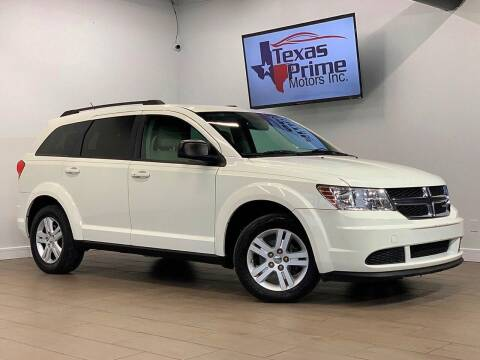 2012 Dodge Journey for sale at Texas Prime Motors in Houston TX