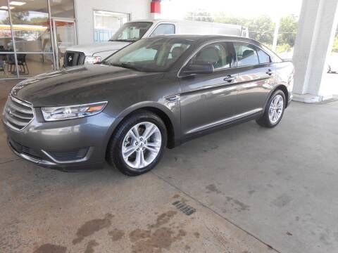 2018 Ford Taurus for sale at Auto America in Charlotte NC