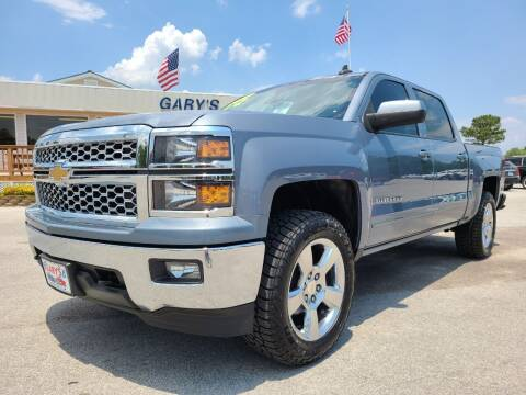 2015 Chevrolet Silverado 1500 for sale at Gary's Auto Sales in Sneads NC