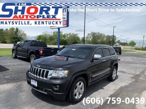 2011 Jeep Grand Cherokee for sale at Tim Short Chrysler in Morehead KY