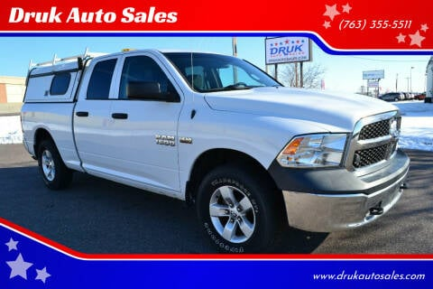 2015 RAM Ram Pickup 1500 for sale at Druk Auto Sales in Ramsey MN