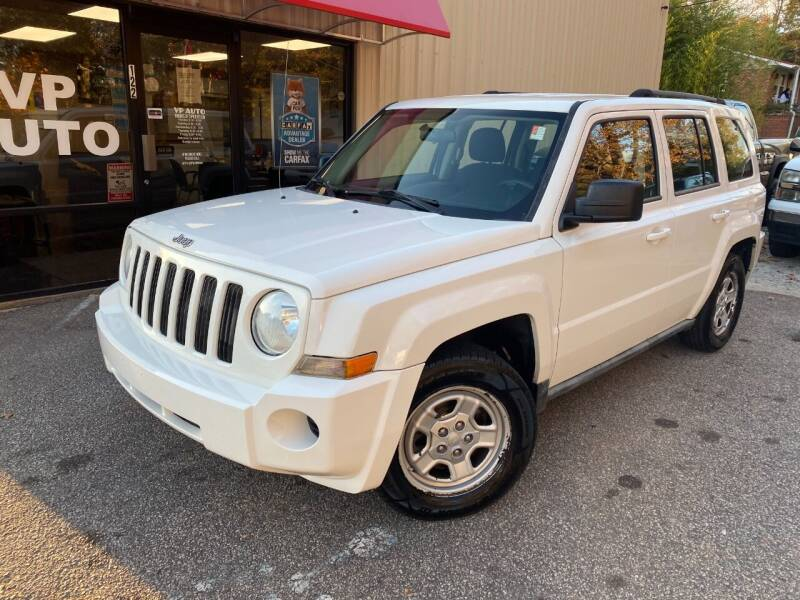 2010 Jeep Patriot for sale at VP Auto in Greenville SC