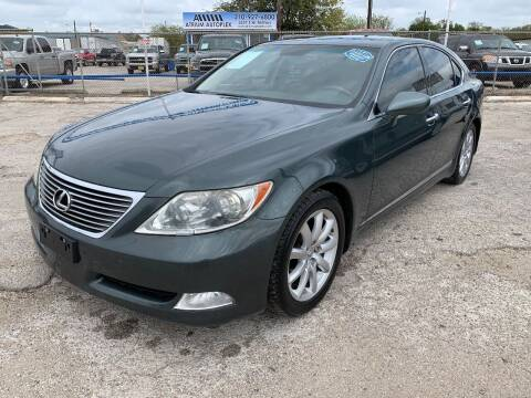 2007 Lexus LS 460 for sale at Atrium Autoplex in San Antonio TX