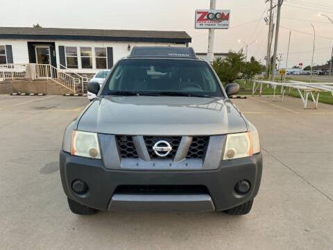 2005 Nissan Xterra for sale at Zoom Auto Sales in Oklahoma City OK