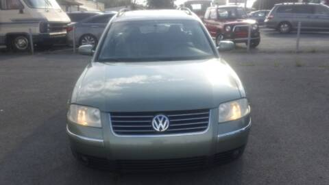 2002 Volkswagen Passat for sale at Knoxville Used Cars in Knoxville TN