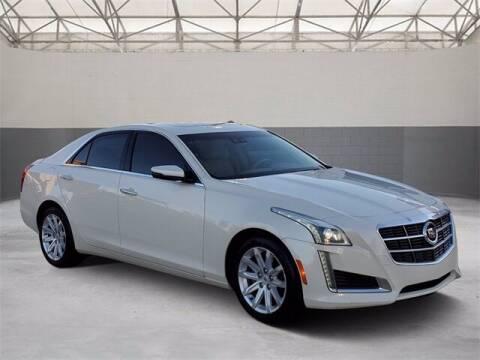 2014 Cadillac CTS for sale at Gregg Orr Pre-Owned Shreveport in Shreveport LA
