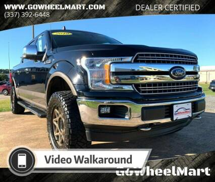 2019 Ford F-150 for sale at GOWHEELMART in Available In LA