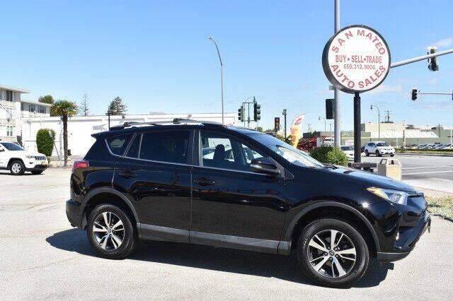 2018 Toyota RAV4 for sale at San Mateo Auto Sales in San Mateo CA