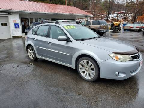 2009 Subaru Impreza for sale at Low Budget Auto Sales in Rochester NH