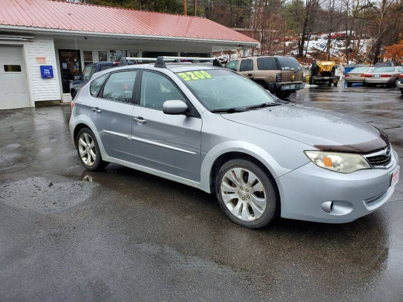 2009 Subaru Impreza for sale at Low Budget Auto Sales in Rochester NH