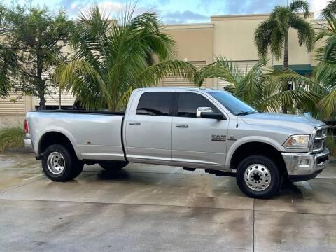 2016 RAM Ram Pickup 3500 for sale at AUTOSPORT MOTORS in Lake Park FL