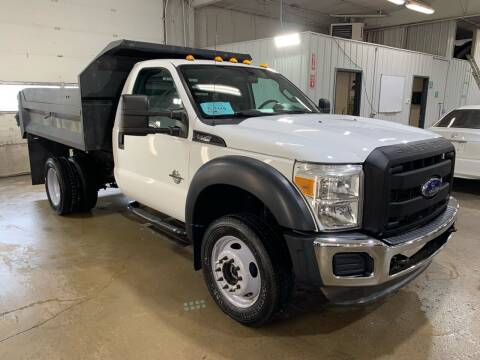 2011 Ford F-550 Super Duty for sale at Premier Auto in Sioux Falls SD