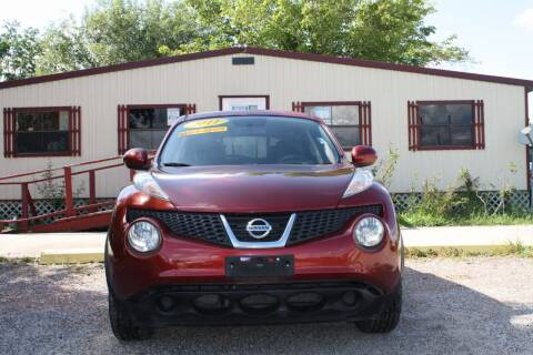 2011 Nissan JUKE for sale at Fabela's Auto Sales Inc. in Dickinson TX