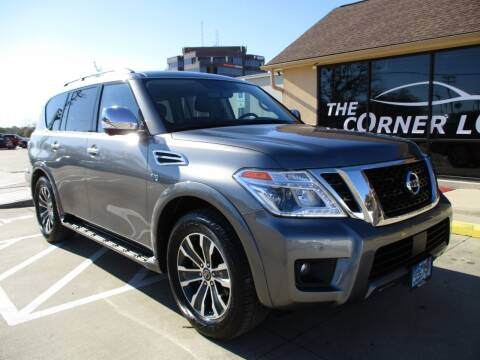2020 Nissan Armada for sale at Cornerlot.net in Bryan TX