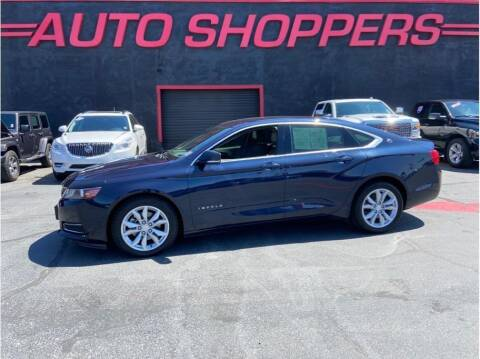 2016 Chevrolet Impala for sale at AUTO SHOPPERS LLC in Yakima WA