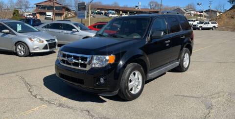 2012 Ford Escape for sale at WENTZ AUTO SALES in Lehighton PA