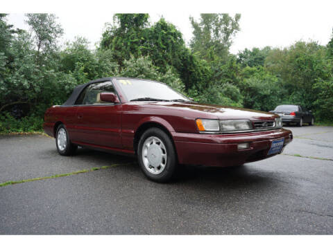 1991 Infiniti M30 for sale at Crestwood Auto Sales in Swansea MA