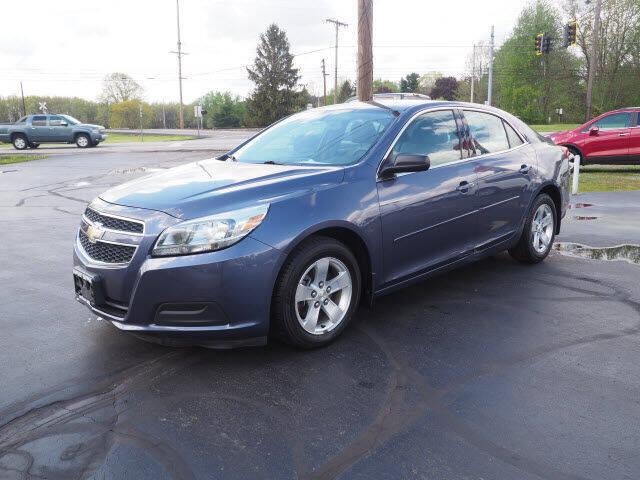 2013 Chevrolet Malibu for sale at Patriot Motors in Cortland OH