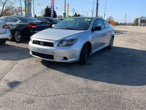 2009 Scion tC for sale at HIGHLINE AUTO LLC in Kenosha WI