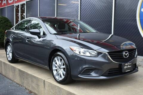 2016 Mazda MAZDA6 for sale at Alfa Romeo & Fiat of Strongsville in Strongsville OH