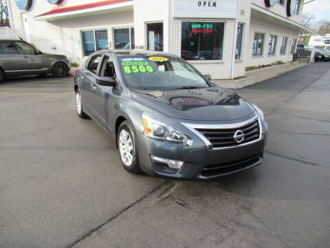 2013 Nissan Altima for sale at Auto Land Inc in Crest Hill IL