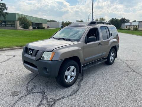 2005 Nissan Xterra for sale at JE Autoworks LLC in Willoughby OH